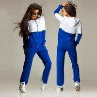 Women's Sports Suits Fitness Yoga Set Women Sportswear Tracksuit Sport Wear For Female Gym Dance Running Jogging Clothing