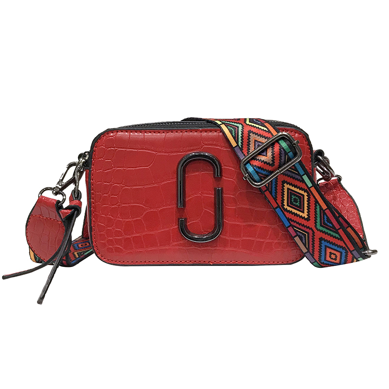 Bags For Women 2019 Crocodile Pattern Broadband Luxury Clutch Strap Small FemaleShoulder Messenger Crossbody Bags