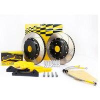 Heißer verkauf gute qualität DICASE bremsscheiben für CP9040 große bremse kit für BMW E92 17 zoll vorne rad