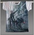Metal Gear Solid MGS Fox Hound VideoGame Mens & Womens Cool T Shirt Custom T Shirt