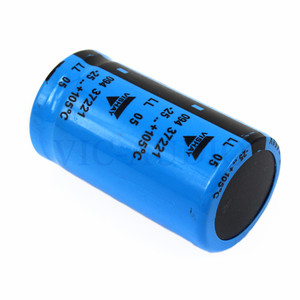 Image 4 - DIY Amplifier Accessories HIFI Capacitor VISHAY BC 450V 220UF Capacitance Amps Electrolytic Capacitor Filter 1PC Free Shipping