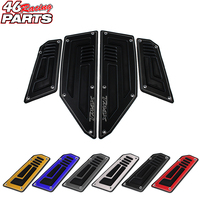 CK CATTLE KING Motorcycle Footboard Steps Motorbike Foot For Yamaha TMAX 530 TMAX530 T MAX 530
