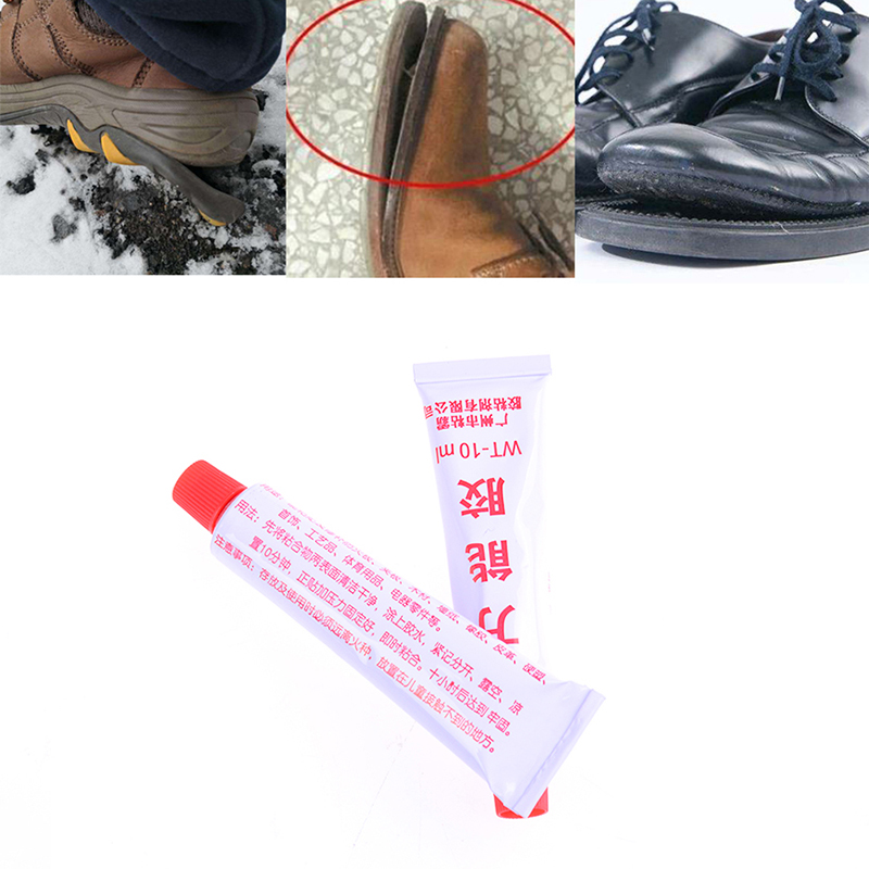 1Pc Adhesive Shoe Repair And Protective Coating For Leather Vinyl  Rubber Or Canvas Glue Repair Strong Liquid Quick Dry