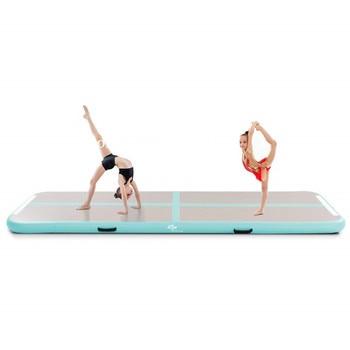 Cheerleading Taumelmatten   3*1*0,1 Mt Air Track Gymnastik Gym Übung Aerobic Matte, Tumbling Matten Für Stretching Yoga Cheerleading Martial Arts Für Verkauf