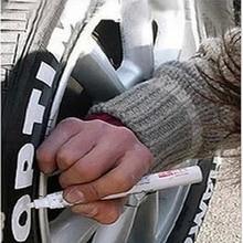 Протектора цветной прокат резиновая постоянный краска шин укладки маркер ручки мотоцикл