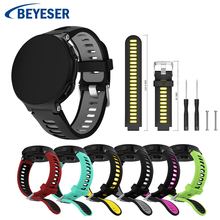 For Garmin Forerunner 735XT Silicone Wristband Replacement Watchwrist 220/230/235/620/630 watchband bands