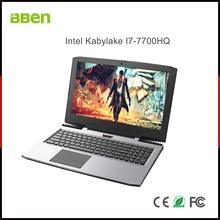 "Bben G16 ноутбука Окна 10 NVIDIA GeForce GTX1060 Intel kabylake i7 8 ГБ Оперативная память 128 г SSD 1 т HDD Wi-Fi RGB клавиатура с подсветкой 15.6 ""IPS"