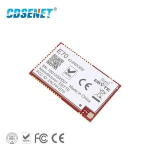 Image 5 - E70 433NW30S CC1310 433 mhz 1W yıldız ağ IPEX anten uhf kablosuz alıcı verici alıcı CC1310 433 mhz modülü