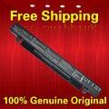 Бесплатная доставка в Исходном Батареи ноутбука Для Asus F552C F552CL F552E F552EA F552EP F552V F552VL FX50J FX50JK FX50JK4200 FX50JK4710