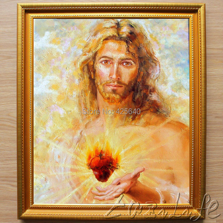 Home Interior Jesus: Popular Paintings Christ-Buy Cheap Paintings Christ Lots