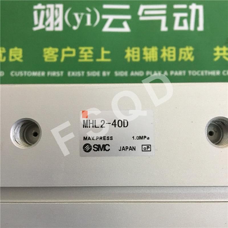 MHL2-40D MHL2-40D1 MHL2-40D2 parallel style air gripper  wide type MHL series SMC cylinderMHL2-40D MHL2-40D1 MHL2-40D2 parallel style air gripper  wide type MHL series SMC cylinder