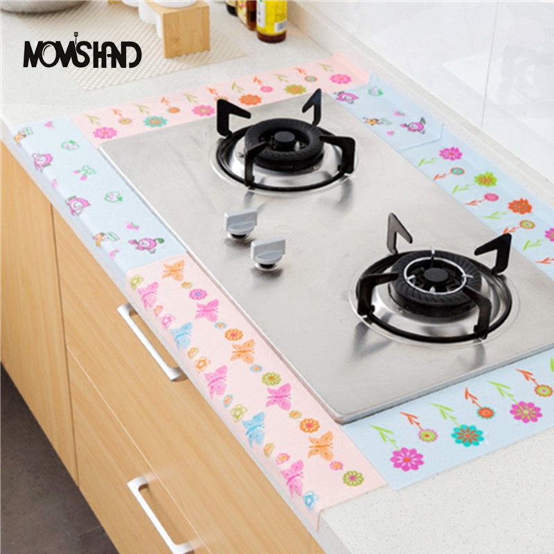 50 * 11.5cm Kitchen Sink Adhesive Waterproof Stickers Roll Bathroom Washbasin Sticker  форма для нарезки арбуза