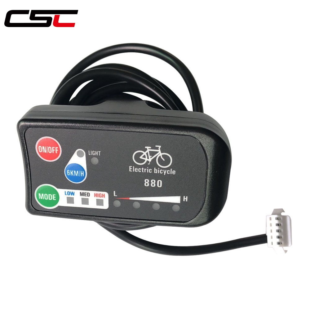 Chargers & Service Equipment Rohs 36v 106dx E-bike Bicycle Scooter Motorcycle Finger Throttle Both-way Thumb With Battery Power And On-off Switch
