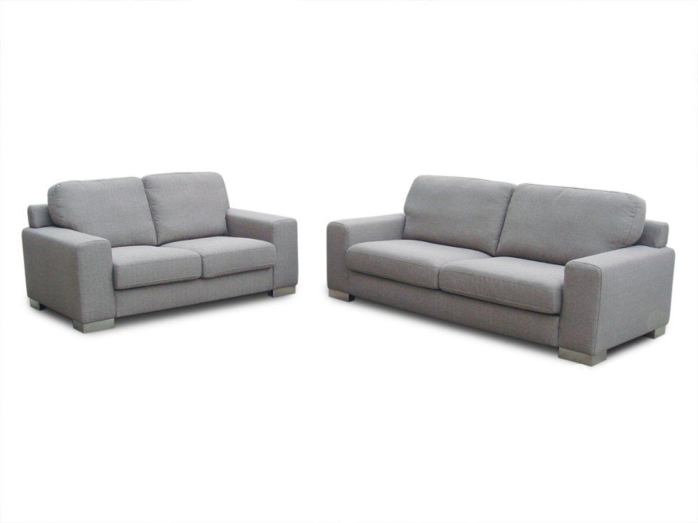 modern furniture living room fabric bond leather sofa 3 seater 2 seater - Where To Buy Modern Furniture