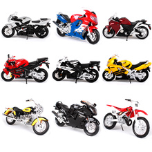 Cars Motorbike Collectible 1:18