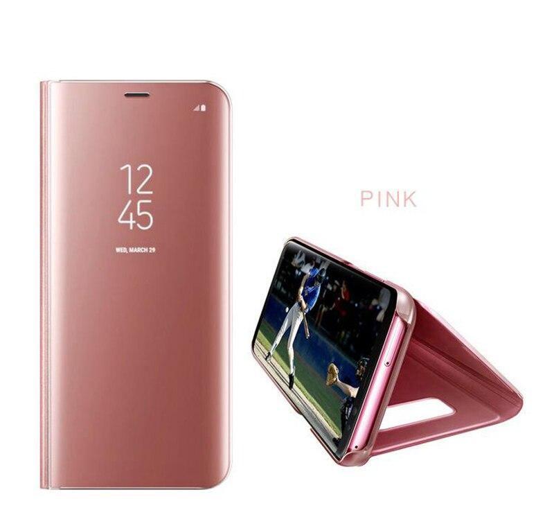356 個スマートキックスタンドミラービューフリップカバーについては耳に iPhone × XR XS 最大 S10 pluse s10e S7 エッジ無料 Dhl  グループ上の 家電製品 からの イヤホン用アクセサリー の中 1