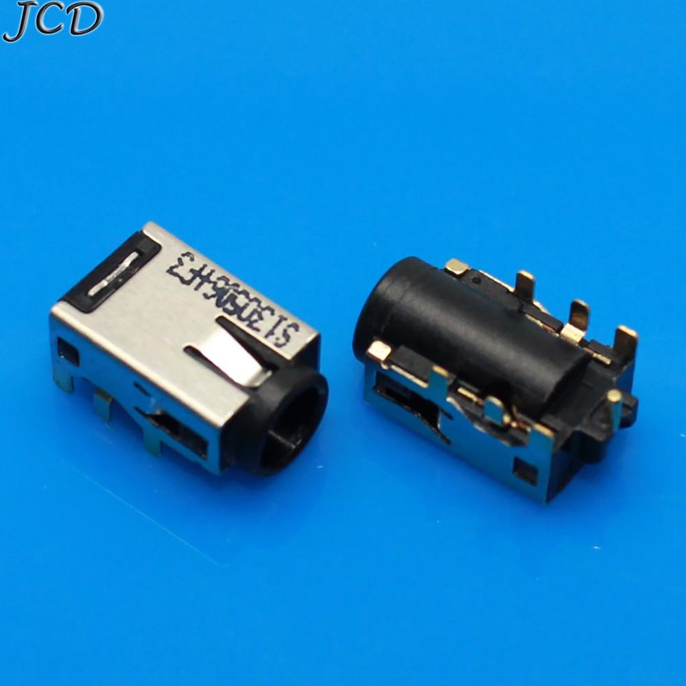 JCD 1pcs DC Power Jack Connector Laptop For Asus Zenbook UX31 UX31E UX31A UX31A2 UX32A UX32V UX32VD Series Charging Socket