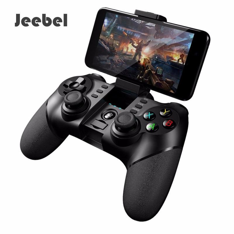 IPEGA 9076 Bluetooth Wireless Gamepad 2.4G Wireless Joypad Joystick Android IOS Smart Phone Game Player Controller Mobile Game