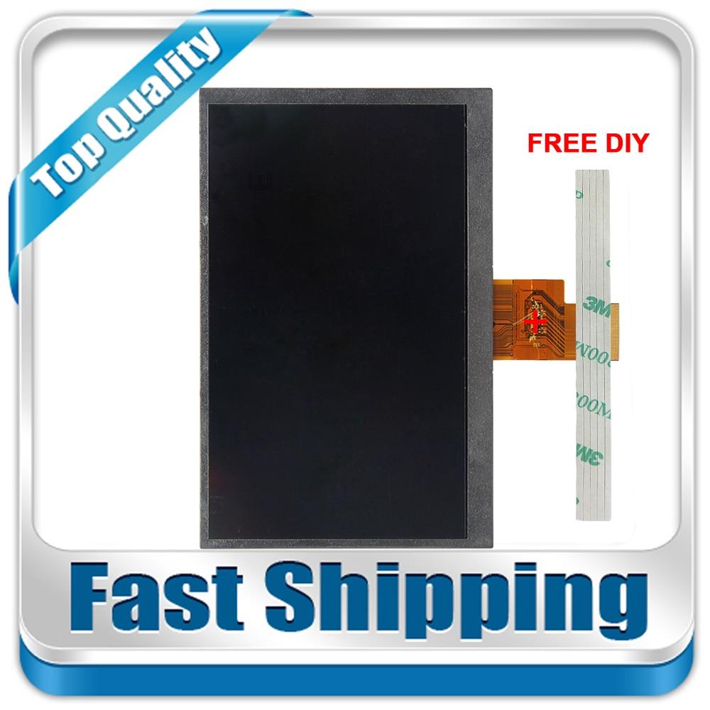 Nouveau Pour TXDT700CPLA-42 TXDT700CPLA 1024x600 40Pin 165x105mm Remplacement LCD Affichage Écran 7-pouces