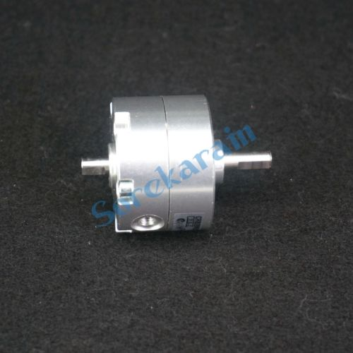 CRB2BW20-270S Rotary Actuator Cylinder Vane Type Double Shaft Single Vane Size 20mm Rotating Angle 270 enhanced windsock wind vane double frame skeleton