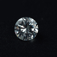 100 cái 8 mét Vòng Trắng Sáng Bóng Zirconia Khối Glitter Thạch 3d Tiny Zircon Nail Nghệ Thuật Kim Cương Trang Trí DIY