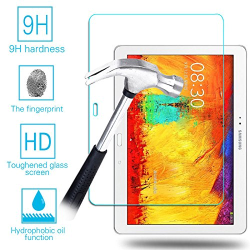 Screen-Protector Note 10.1 Tempered-Glass Galaxy Samsung Clear Ultra For Tab-Pro P601