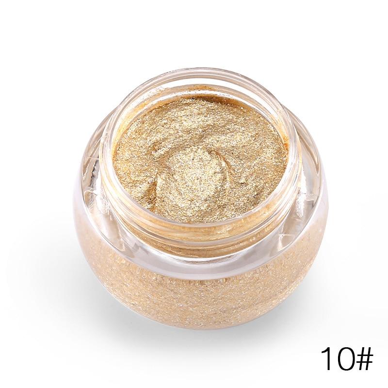 0 (10)  LOVE ALPHA 3D Glitter Eyeshaow Gel Metallic Powder Pigment Make-up 5 Choice Fragrance Cream Highlighter Shining Maquiagem Palette HTB1BeR RXXXXXa2XpXXq6xXFXXXD