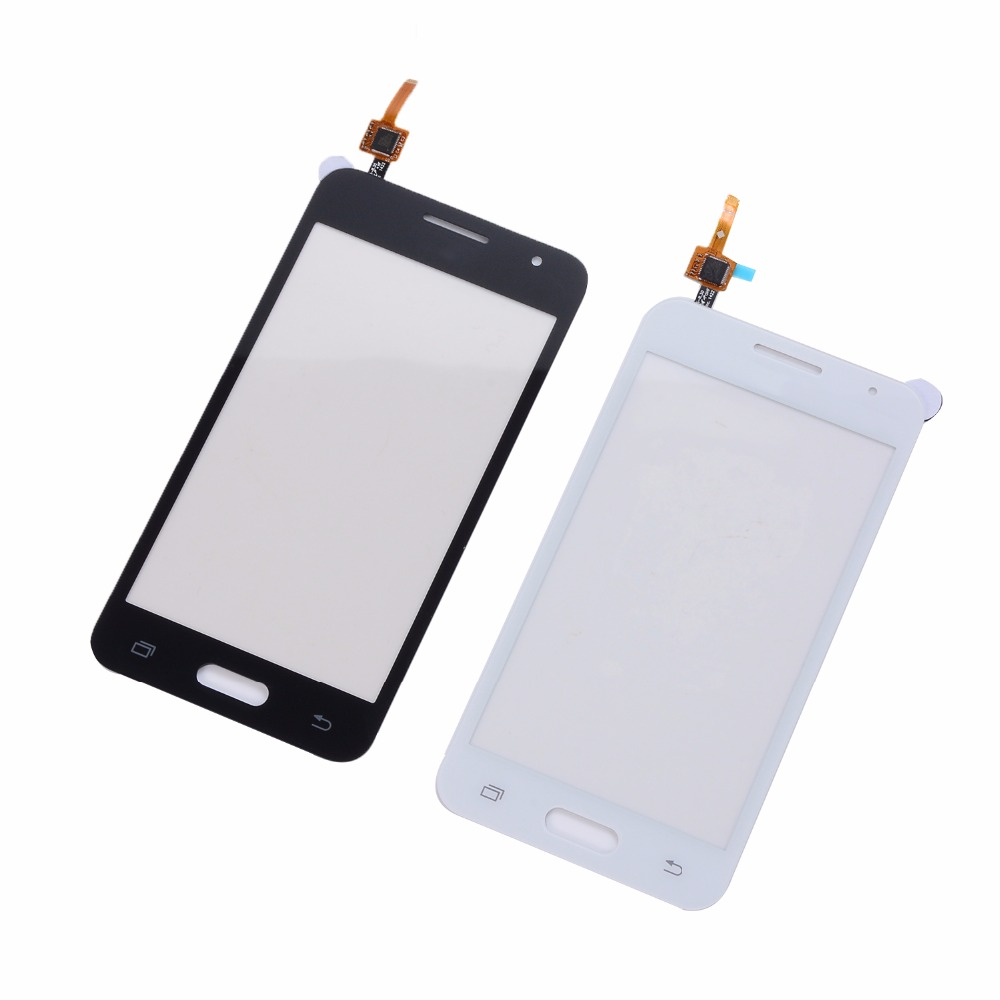 Touch Screen For Samsung Galaxy DUOS Core 2 II SM-G355H G355H G355 G355M Touch Screen Digitizer Front Glass Lens Sensor Panel