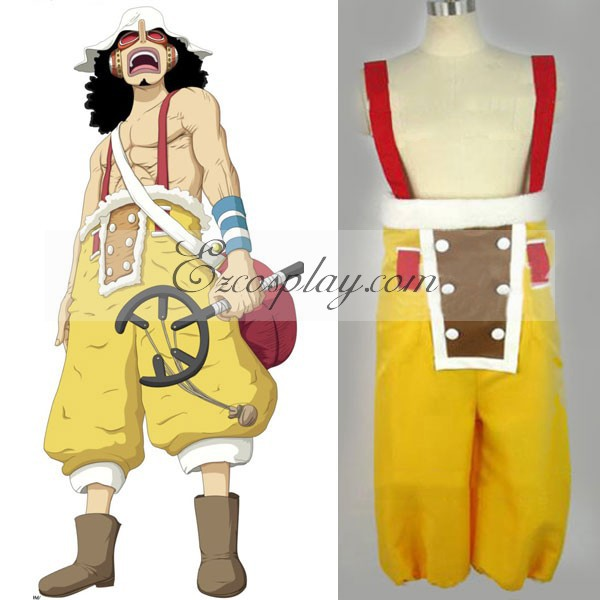 One Piece Usopp After 2Y Cosplay Costume E001-in Anime Costumes from  Novelty & Special Use on Aliexpress.com | Alibaba Group