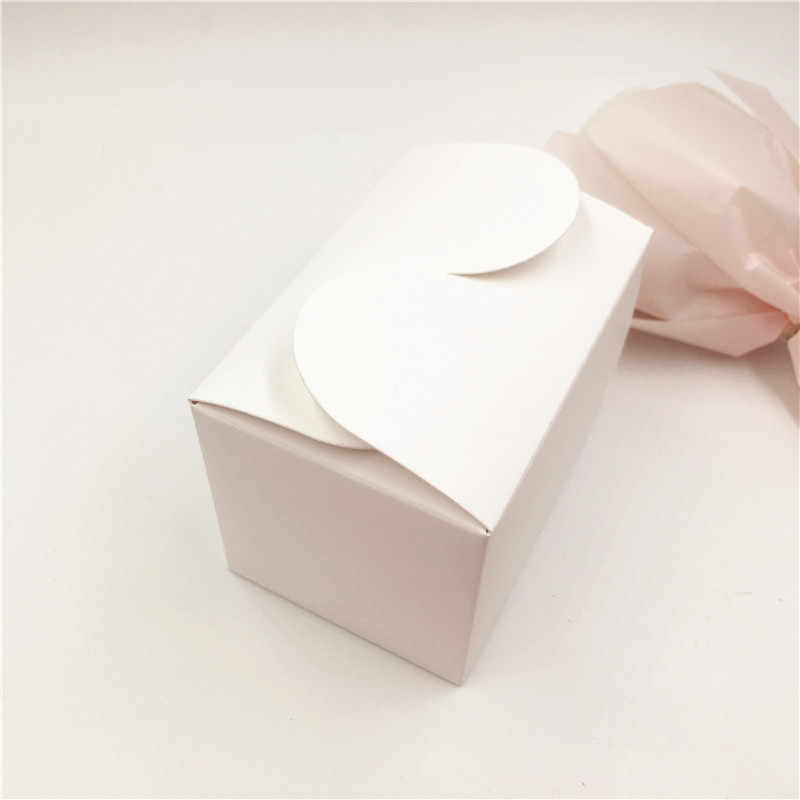 Kraft Paper Cardboard Wedding Gift Packing Box Colorful Cardboard Exquisite Paper Box to pack Candy/Petal/Cake/Handmade soap