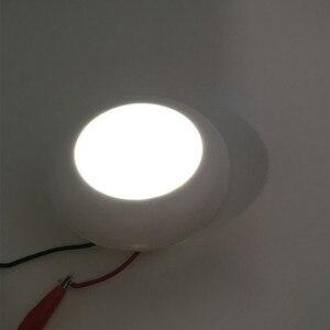 Image 5 - 12 V tekne Yat led ışık Plastik Gövde Beyaz kubbe ışık