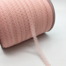 10yards/lot 5/8″ (15mm) Lace Ribbon Bilateral Handicrafts Embroidered Net Lace Trim Fabric Ribbon DIY Sewing Skirt Accessories