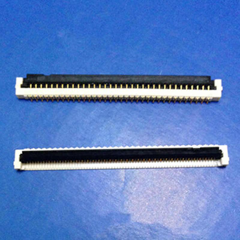 แป้นพิมพ์แล็ปท็อปสัญญาณสายซ็อกเก็ต 1.0 ระยะห่าง 34 พิน Flip - type แล็ปท็อปสัญญาณสาย