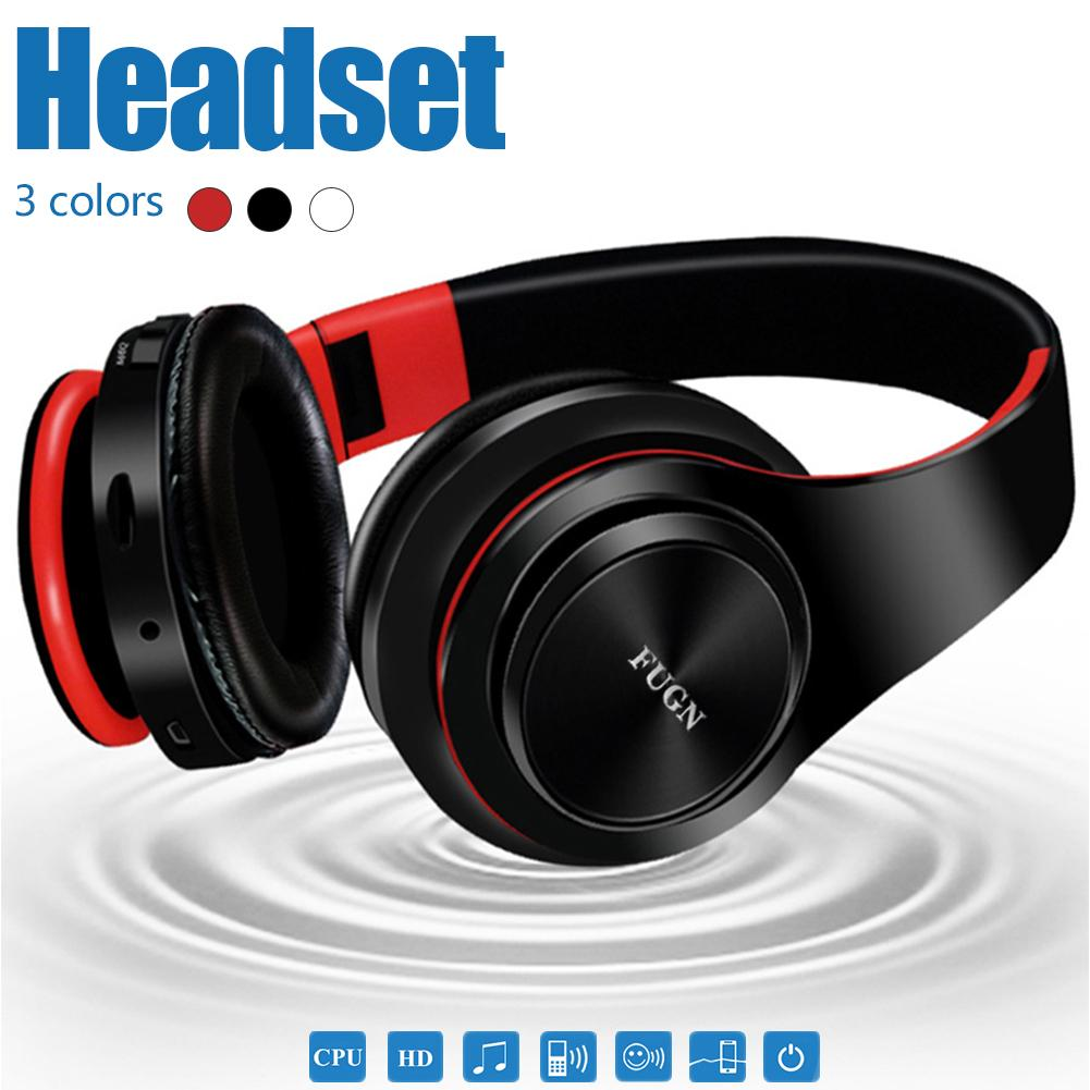 Bluetooth 4.1 Wireless Headset Stereo Wireless Headset With Microphone Tf Card Input For Iphone Millet Phone Online Shop Back To Search Resultsconsumer Electronics