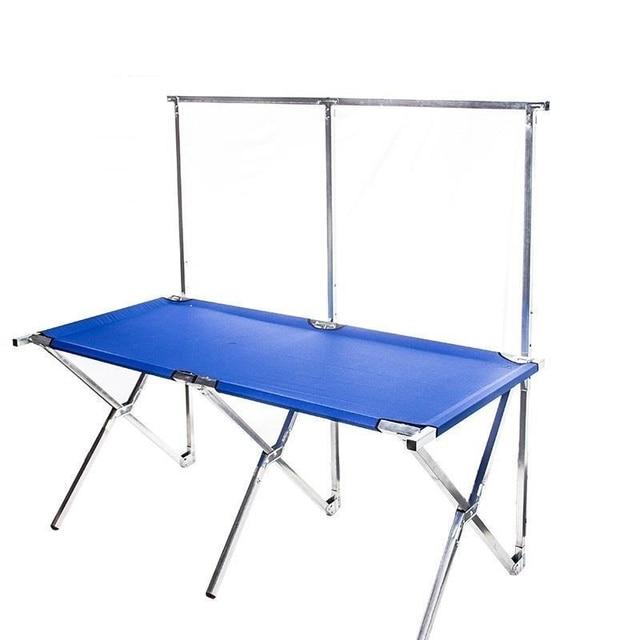 Campismo Acampamento Salon De Jardin Exterieur Picnic Folding Patio  Kamperen Kamp Outdoor Furniture Mesa Plegable Camping Table-in Outdoor  Tables from ...
