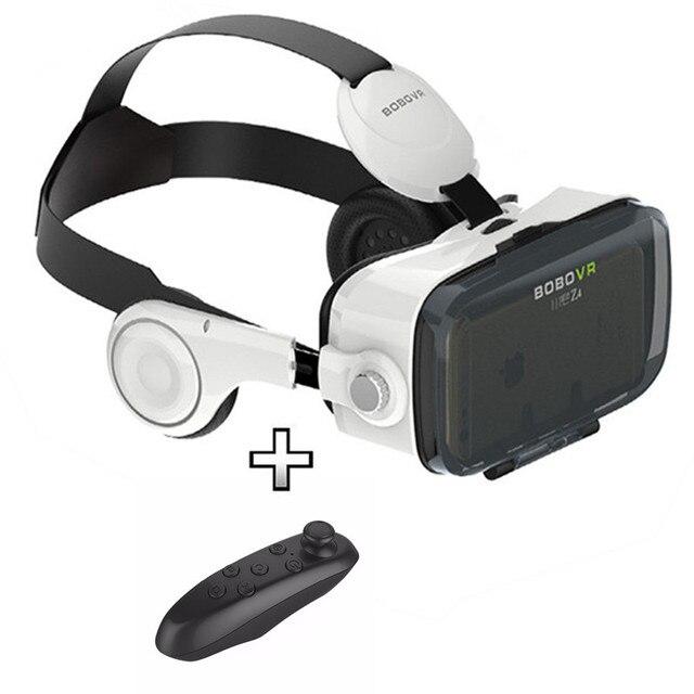 Новые Горячие продажи! BOBOVR Z4 сяо чжай Виртуальной Реальности 3D VR Glasses cardboard бобо vr z4 для 3.5-6.0 дюймов смартфонов Погружения