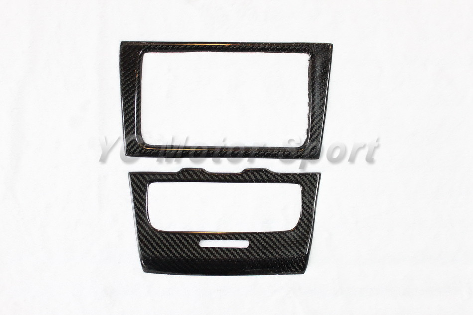 Car Accessories Carbon Fiber Console Surround Trim Fit For 2009-2012 VW Golf MK6 Console Surround Trim Car-stying free shipping 10pcs tp3067wm tp3067 3067w sop20