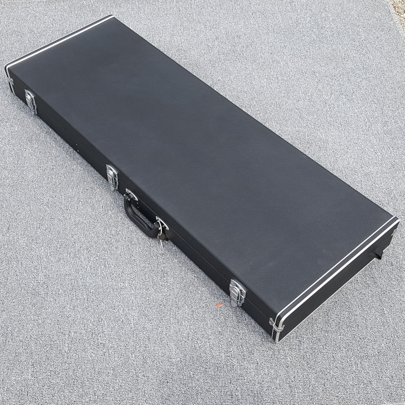 325-34 inches Electric guitar hard case,rectangular,Black velvet325-34 inches Electric guitar hard case,rectangular,Black velvet