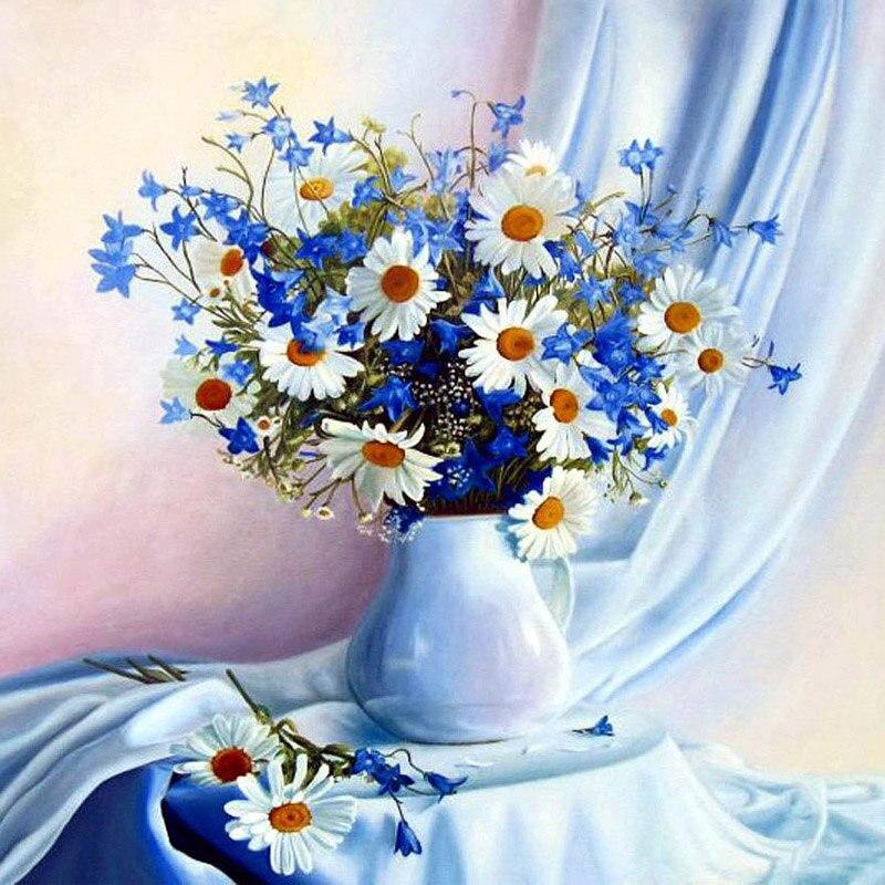 С днем рождения открытки с полевыми цветами женщине