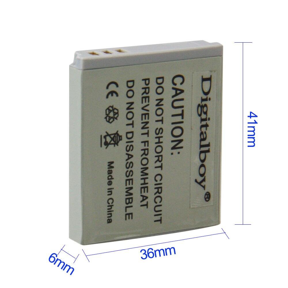 Baterias Digitais nb4l nb-4l substituição bateria li-ion Tipo : Bateria Padrão