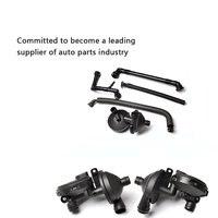 Engines & Components PCV Crankcase Vent Valve & Breather Hose Kit for BMW E46 E39 E60 M54 X3 X5 Z4 11617504535 11617504536 Hot