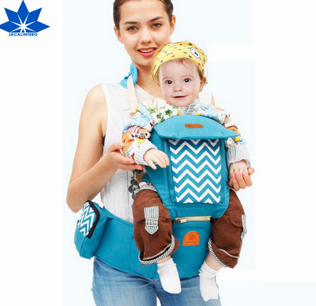 Multi Functional Baby Carrier Infant Toddler Front Backpack Side