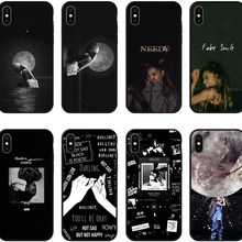 Ariana Grande AG Rainbow Sweetener Soft Silicon Phone Case Cover For