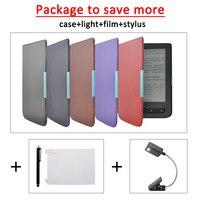Magnetic Cover Case For Pocketbook Basic Touch 614 615 625 Ereader Gifts