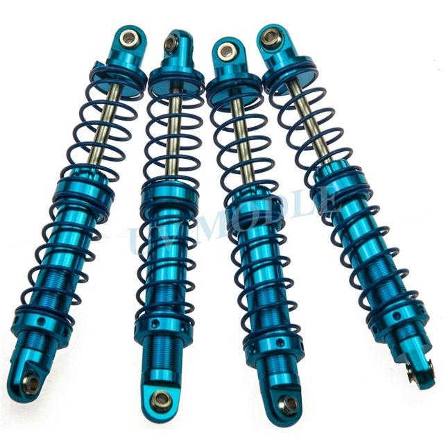 AXSPEED 70mm 80mm 90mm 100mm 110mm 120mm Shock Absorber For 1:10 D90 Axial SCX10 Aluminum Shock Absorber
