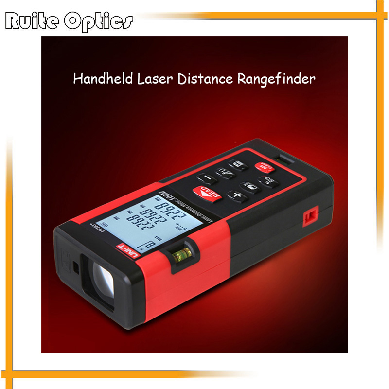 60m Handheld Laser Distance Meter Rangefinder Digital Laser Range Finder Laser Tape Measure Tester Area/volume Tester Tool платье united colors of benetton united colors of benetton un012ewpid61
