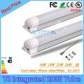 25 PCS SMD 2835 T8 Integrada LEVOU tubo de luz da lâmpada fluorescente 16 W 18 W 22 W 26 W 4ft 1200mm 85-265 V 3 anos de garantia do diodo emissor de tubos