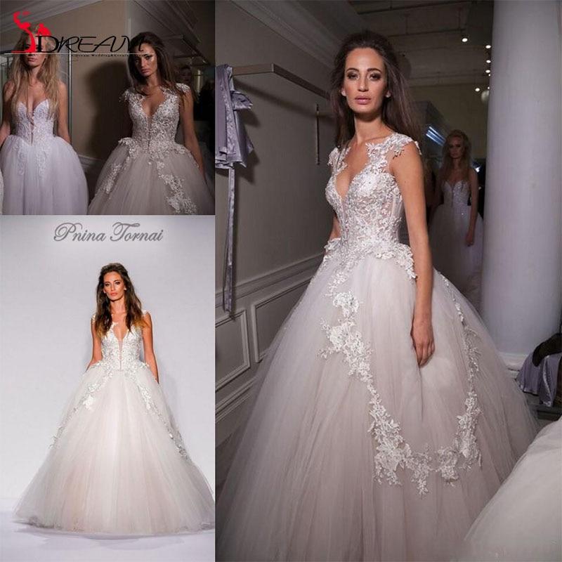 Popular pnina tornai wedding buy cheap pnina tornai for Pnina tornai wedding dresses prices