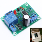 Water Level Controller Switch Liquid Level Sensor Module Automatically Pumping Drainage Protection Controlling Circuit Board