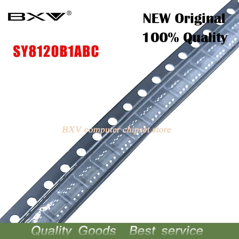 10PCS SY8120B1ABC SOT23-6 SY8120B1AB SOT SY8120B1A SY8120 New Original